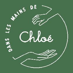Dans les mains de Chloé Logo